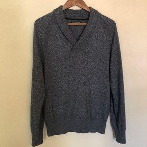 Banana Republic Men's Cotton Wool Sweater